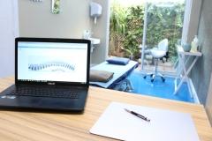 Vista la consulta de osteopatia